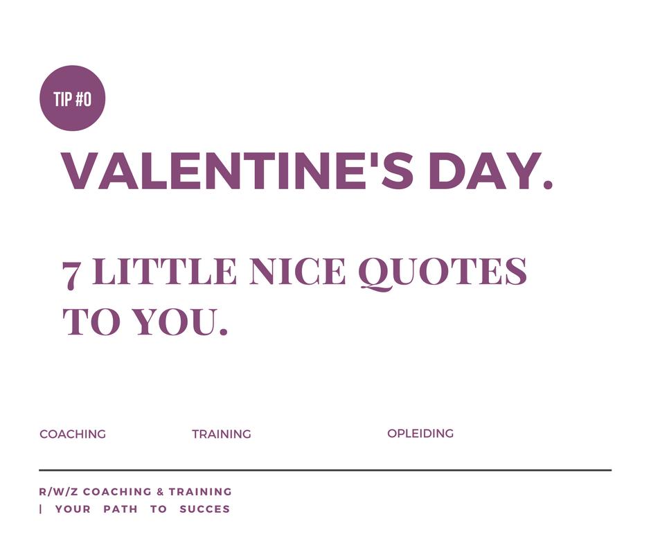 NLP TIPS + Valentijn