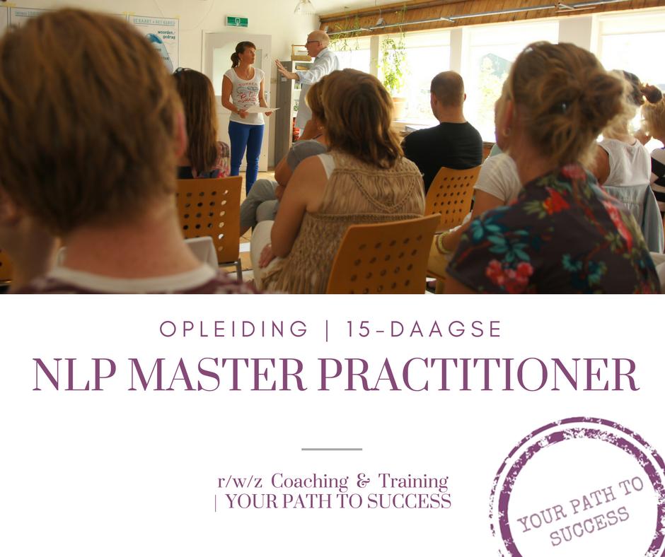 RWZ opleiding + master practitioner